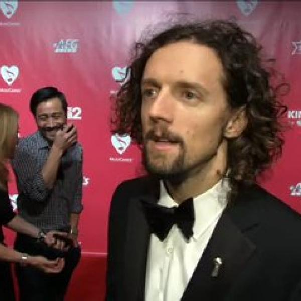Jason Mraz At 2012 MusiCares Person Of The Year