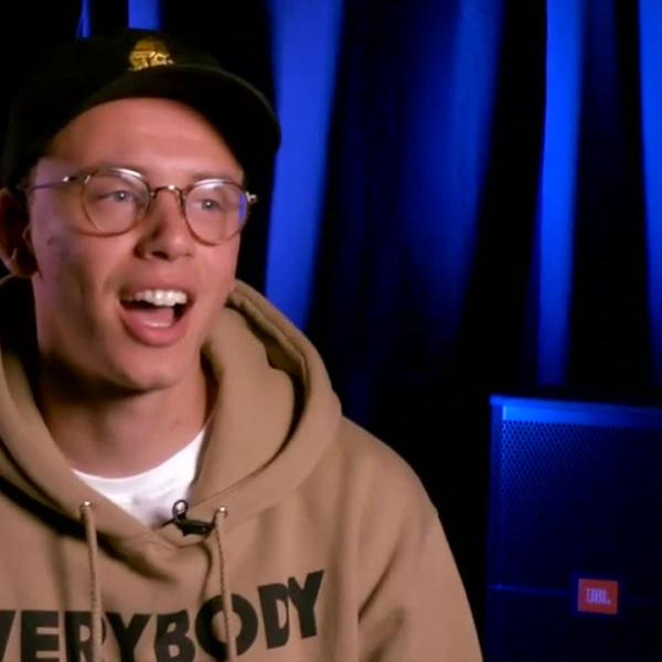 Logic shares insights into 'Everybody'