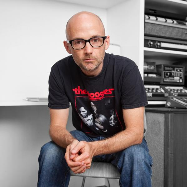 Moby photographed by Gradient magazine