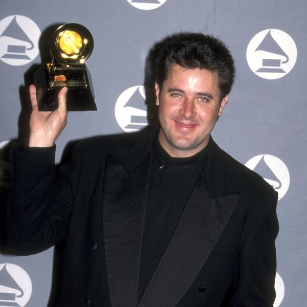 Vince Gill at the 38th Annual Grammy Awards in 1996