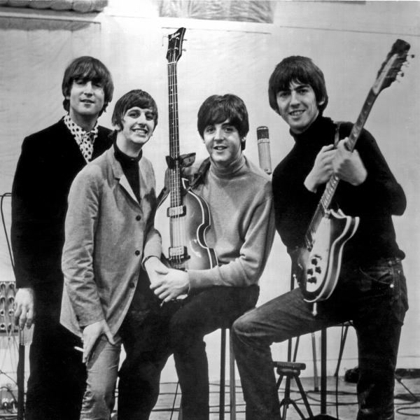 The Beatles, circa 1960s