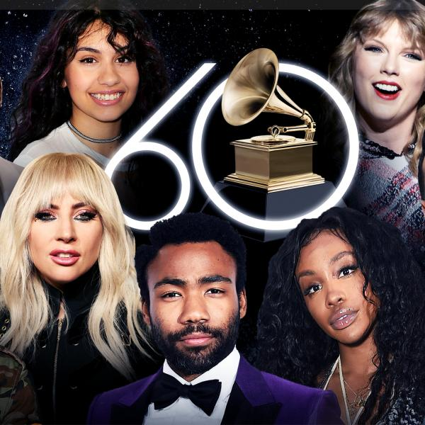 60 Facts About The 60th GRAMMY Nominees