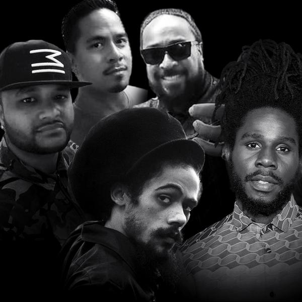 60th GRAMMY Nominees, Best Reggae Album