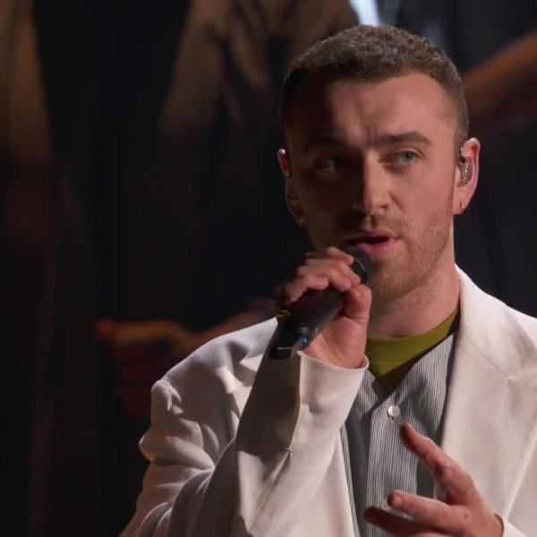"Sam Smith: ""Pray"" 