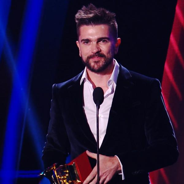 Juanes Wins Best Pop/Rock Album