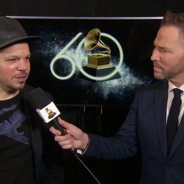 Residente's 2018 GRAMMYs One-On-One Interview