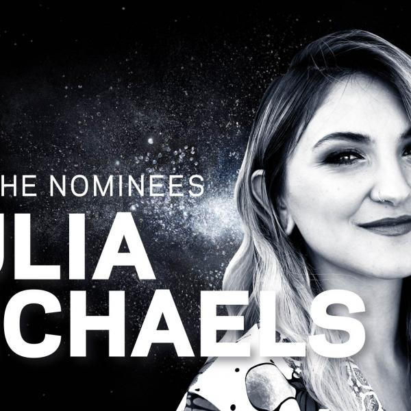 Julia Michaels: Meet The Nominees | 60th GRAMMYs
