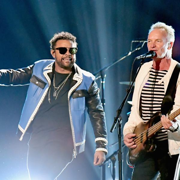 "Sting ""Englishman In New York"": GRAMMY Performance"
