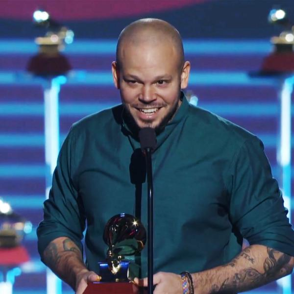 Residente Wins Best Urban Music Album Latin GRAMMY