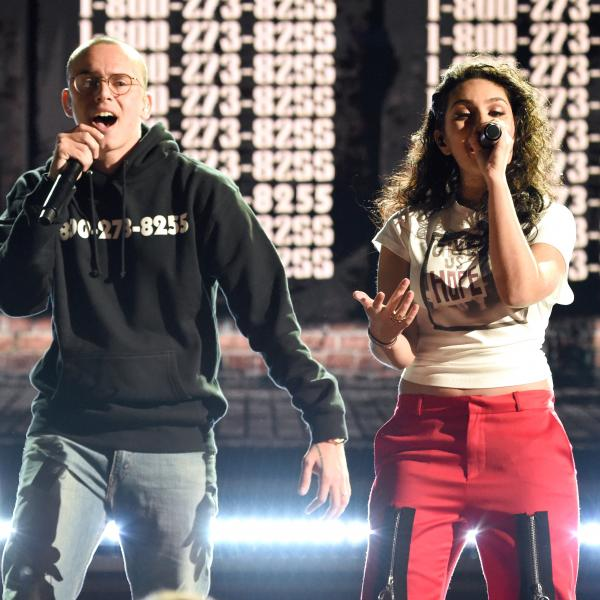 "Logic ""1-800-273-8255"": GRAMMY Performance"