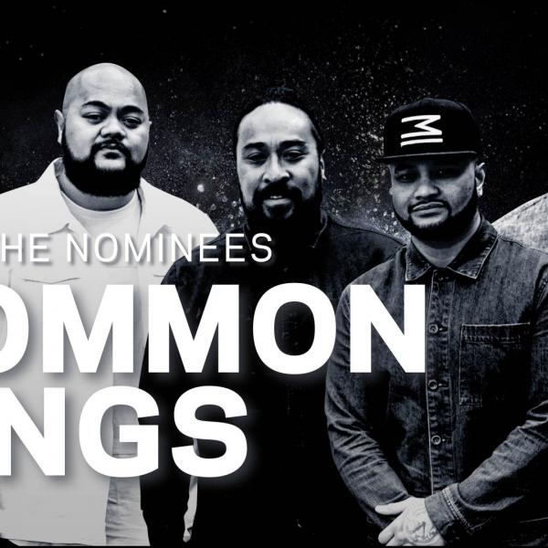 Meet The Nominees: Common Kings | 60th GRAMMYs