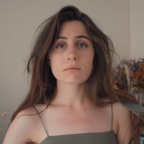 """Artwork for Press Play At Home episode with dodie performing """"Four Tequilas Down"""""""