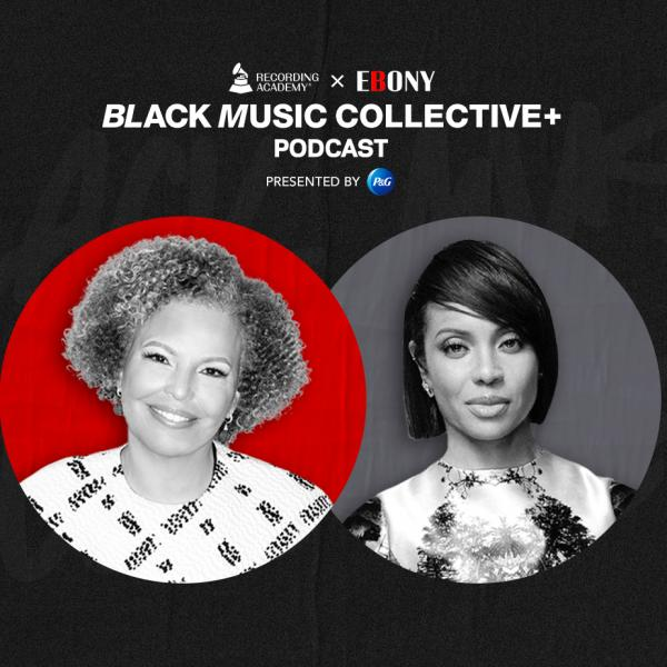 Artwork for Recording Academy x EBONY: Black Music Collective Podcast episode with Debra Lee