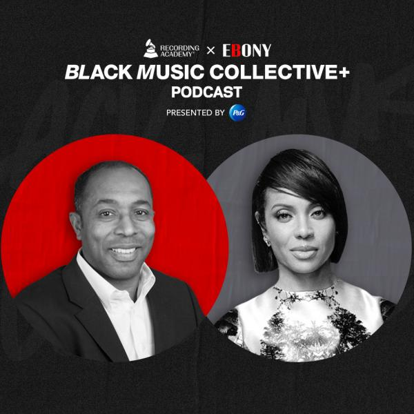 Artwork for Recording Academy x EBONY: Black Music Collective Podcast episode with Jeff Harleston