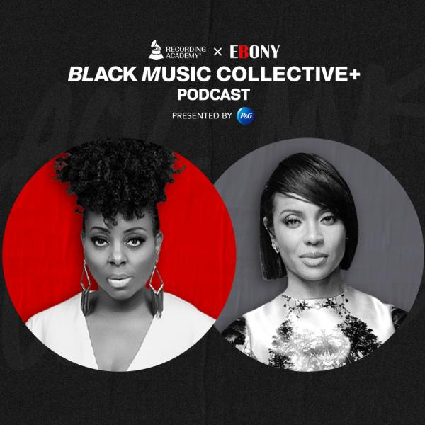 Artwork for Recording Academy x EBONY: Black Music Collective Podcast episode with Ledisi