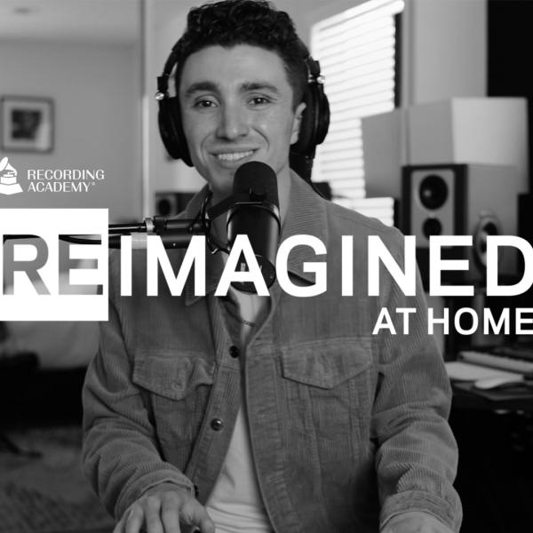 Artwork for ReImagined At Home episode with WYATT