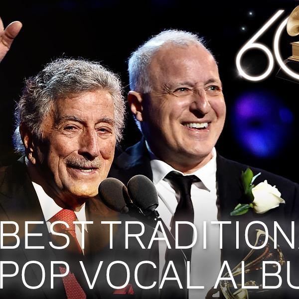 Tony Bennett and Dae Bennett Win Best Traditional Pop Vocal Album