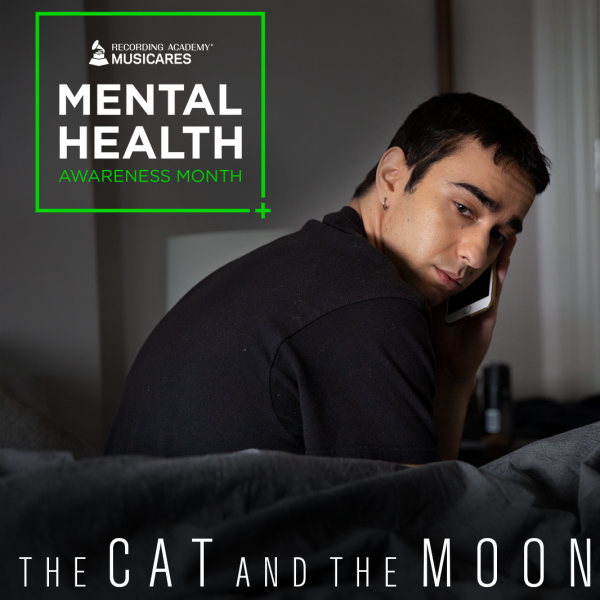 MusiCares Benefit Screening: THE CAT AND THE MOON Graphic