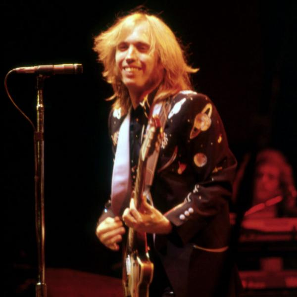 Tom Petty in 1987