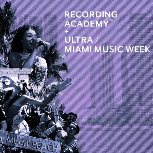 The Recording Academy @ ULTRA 2018
