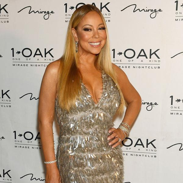Mariah Carey photographed in 2016