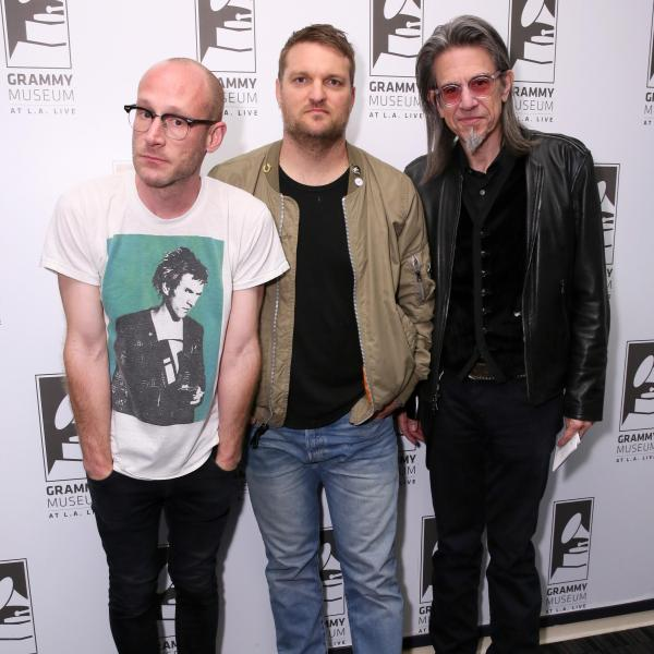 Cold War Kids and Scott Goldman at the GRAMMY Museum