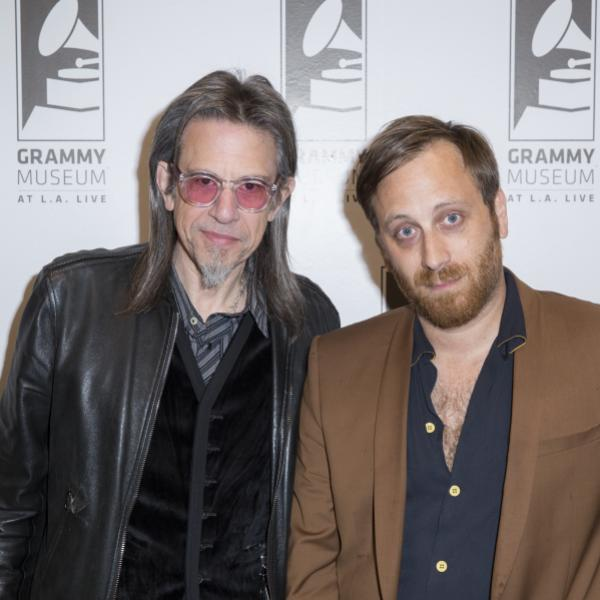 Scott Goldman and Dan Auerbach, 2017