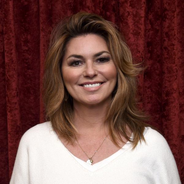Shania Twain photographed in New York in 2017