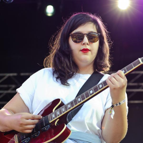 Lucy Dacus photographed in 2017
