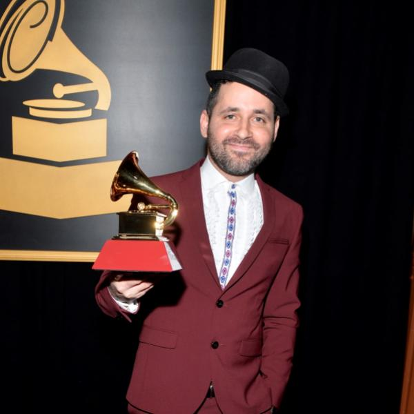 Eduardo Cabra at the 18th Latin GRAMMY Awards