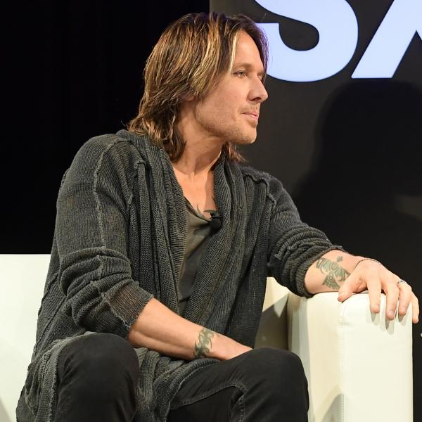 Keith Urban and Scott Goldman photographed at SXSW 2018