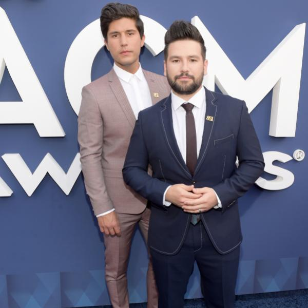 Dan And Shay photographed in 2018