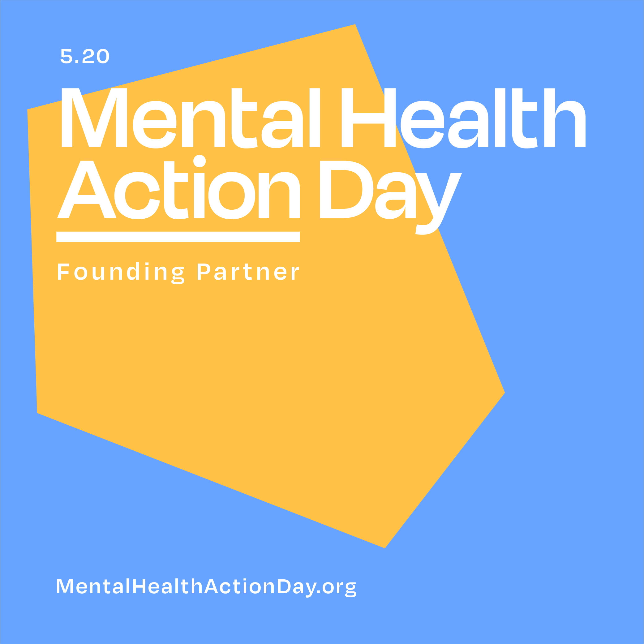 Artwork for Mental Health Action Day