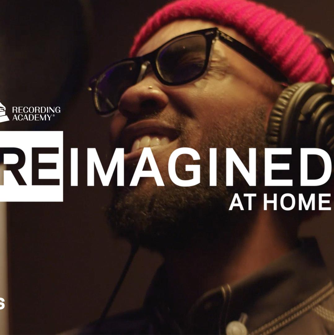 Ant Clemons | ReImagined At Home
