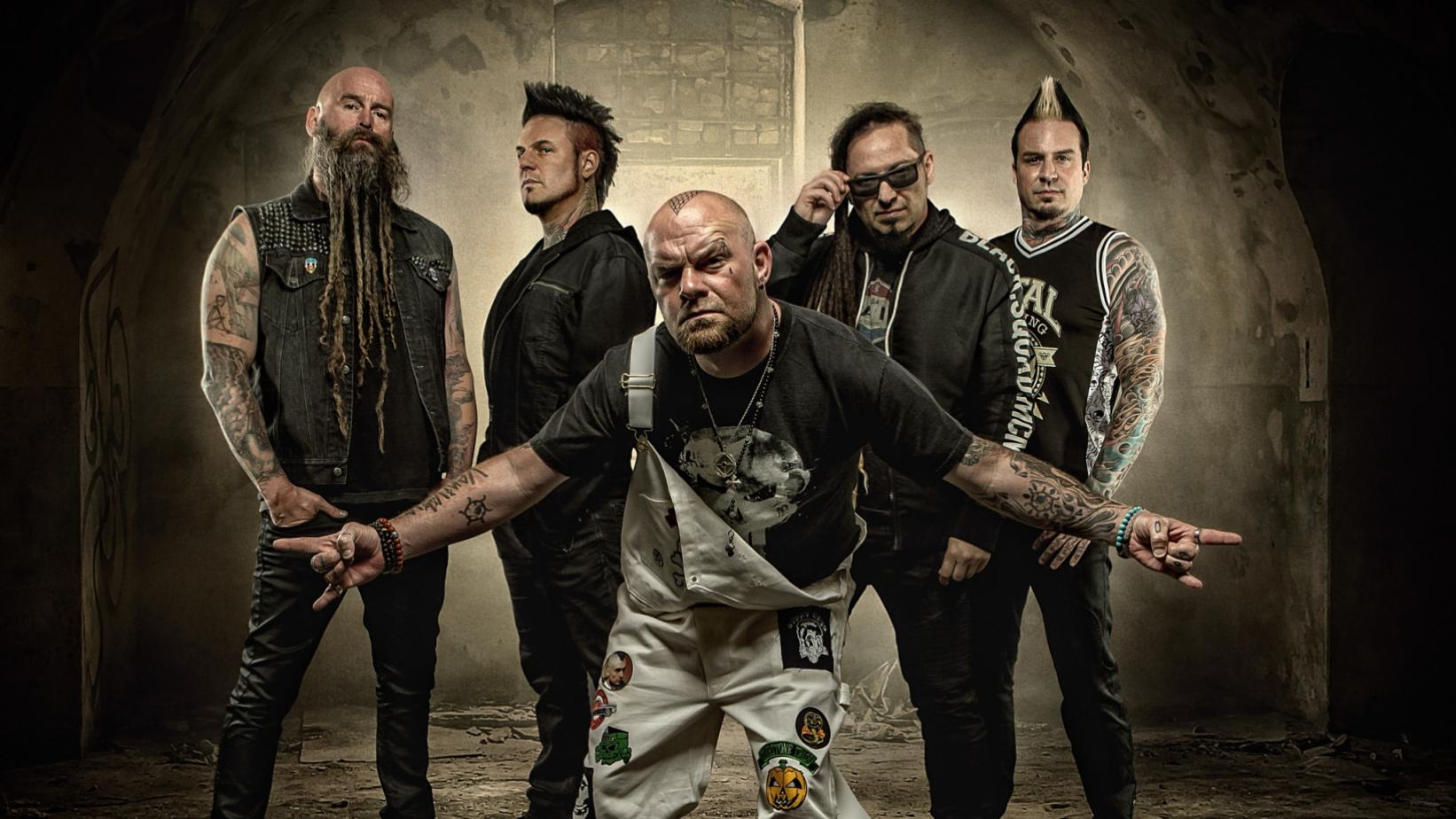 Five Finger Death Punch_121318