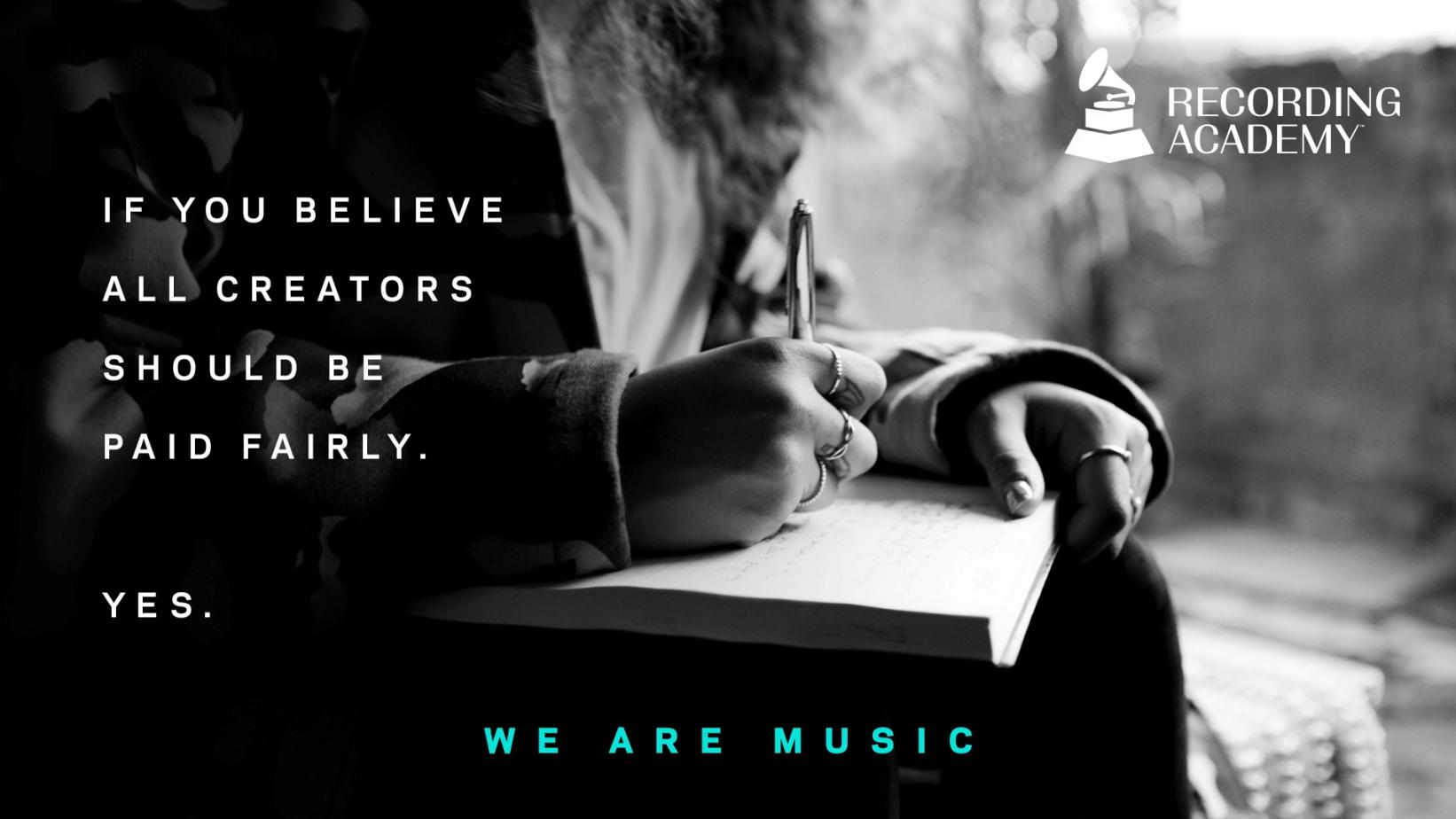 We Are Music - Advocacy