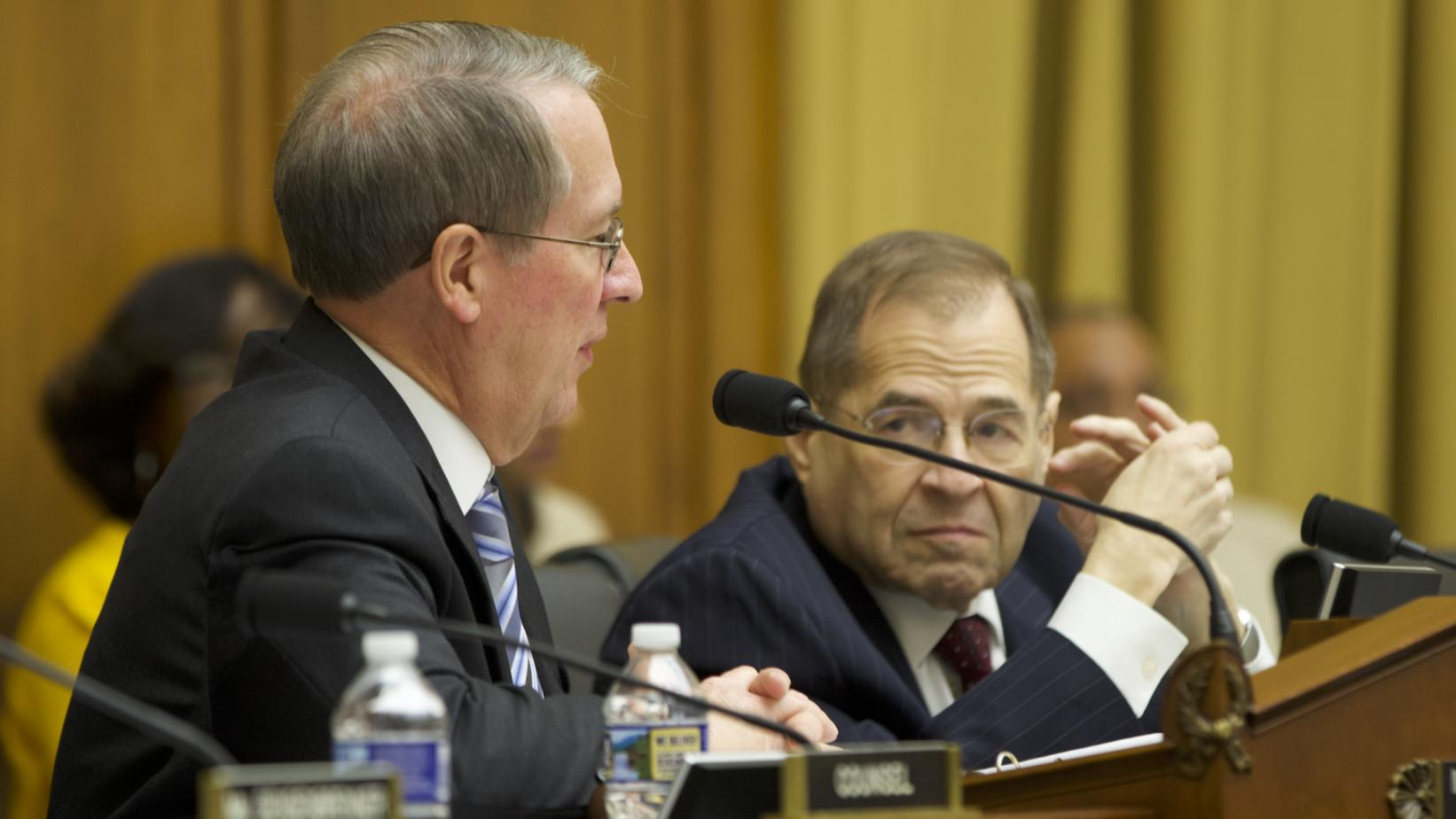 Reps. Bob Goodlatte and Jerrold Nadler