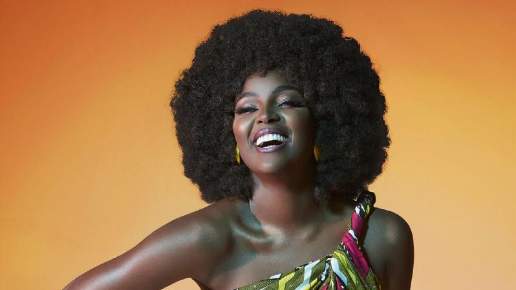 Amara La Negra photographed in 2018
