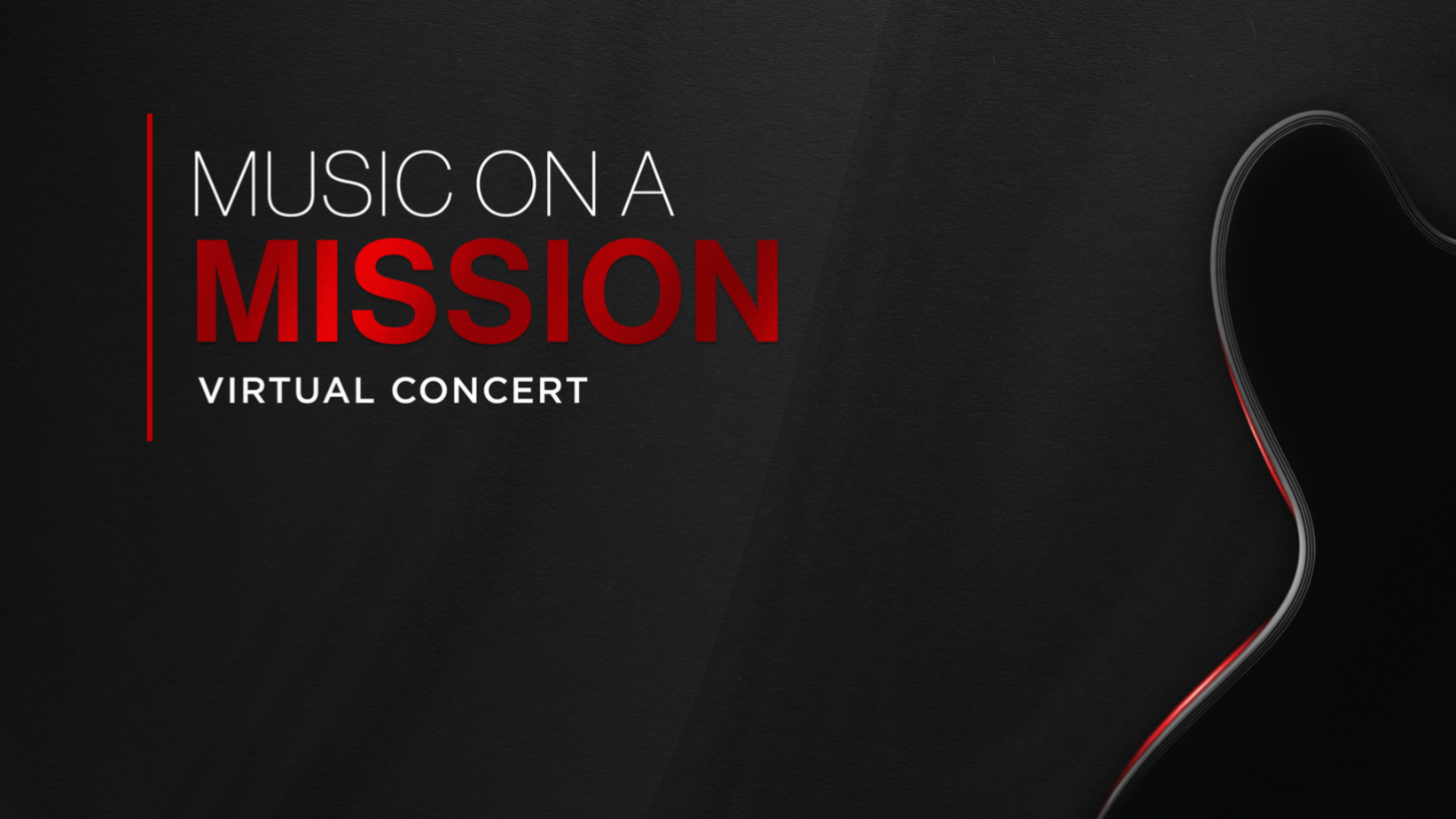 MusiCares - Music On A Mission Artwork