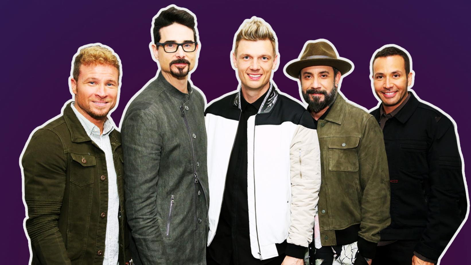 Backstreet Boys GRAMMY Museum 2019