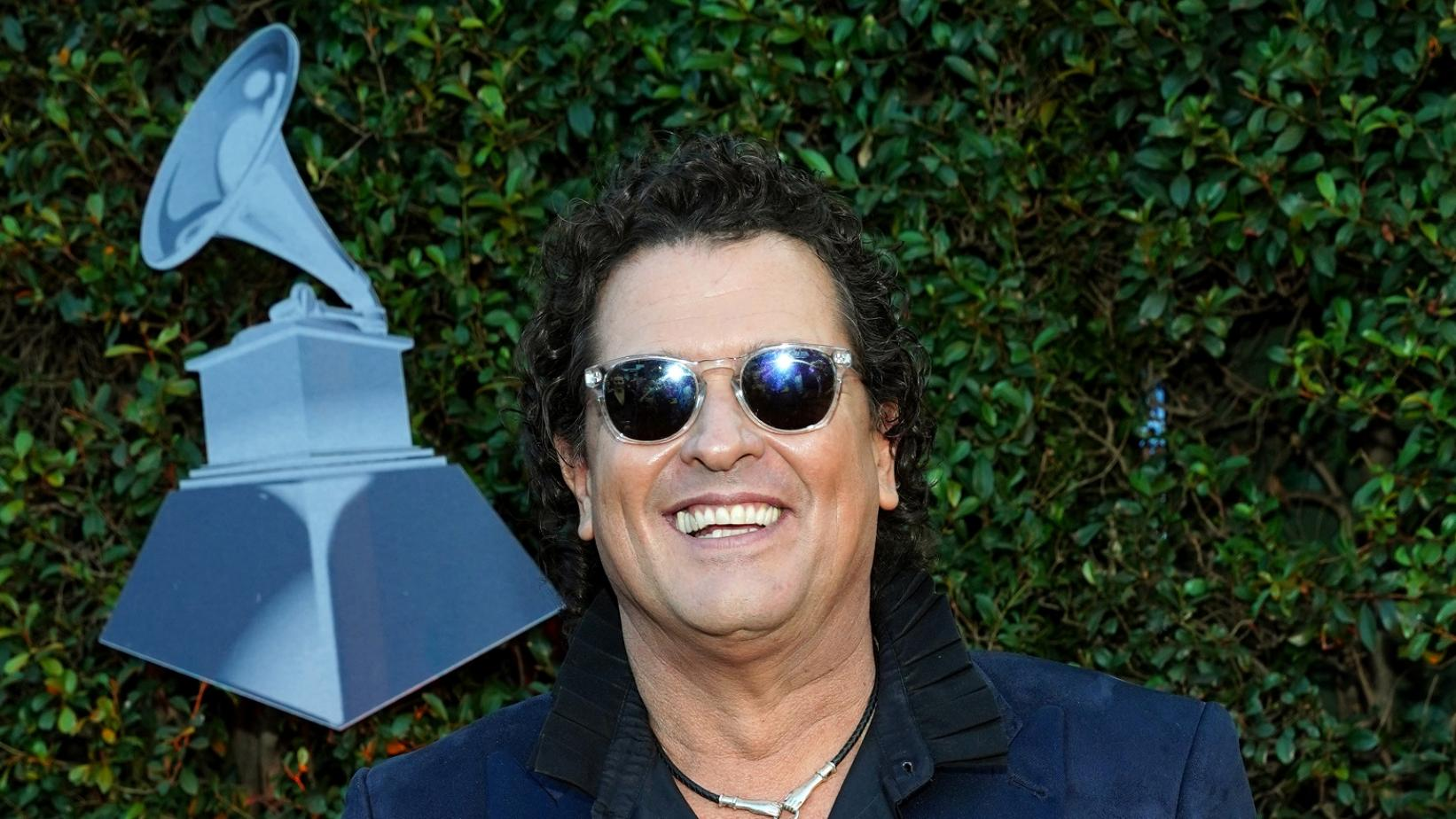 Carlos Vives at the 2018 Latin GRAMMYs