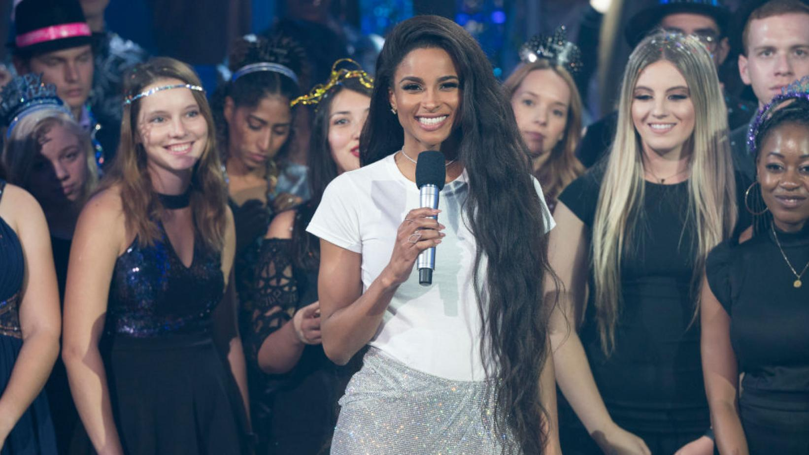 Ciara - Dick Clark's New Year's Rockin' Eve With Ryan Seacrest 2020