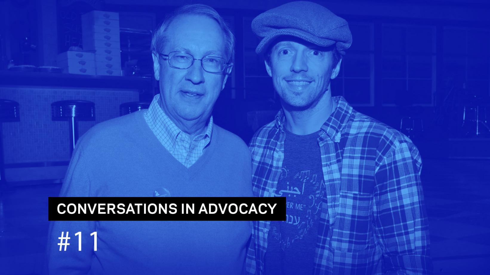 Rep. Bob Goodlatte and Jason Mraz