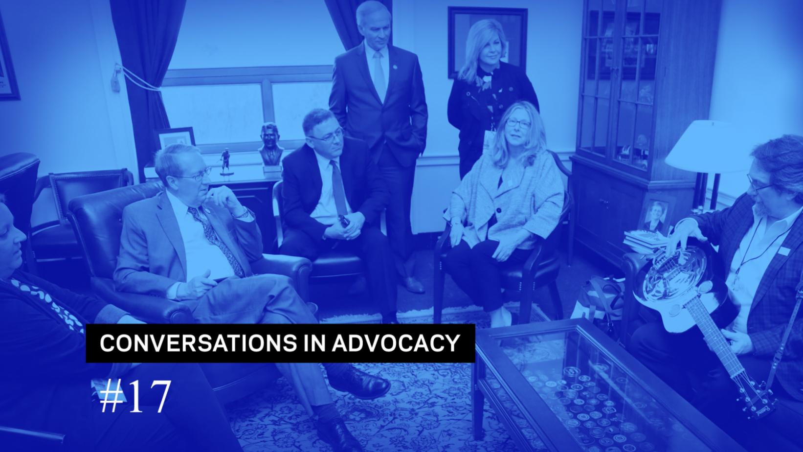 Conversations In Advocacy #17