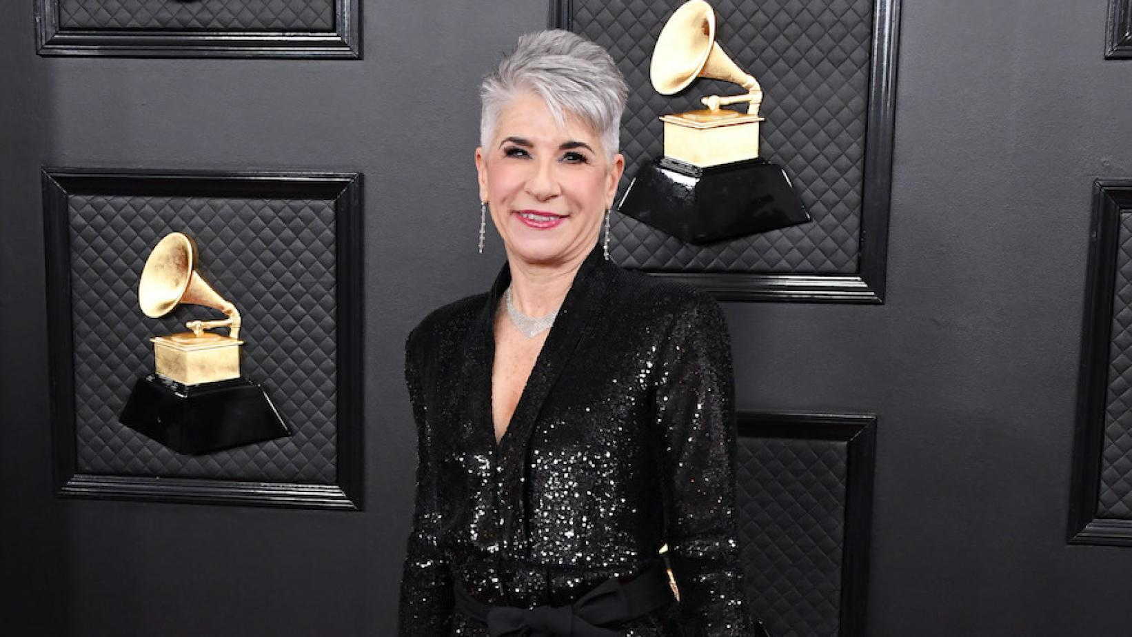 Photo of Elaine Martone at the 62nd GRAMMY Awards in 2020