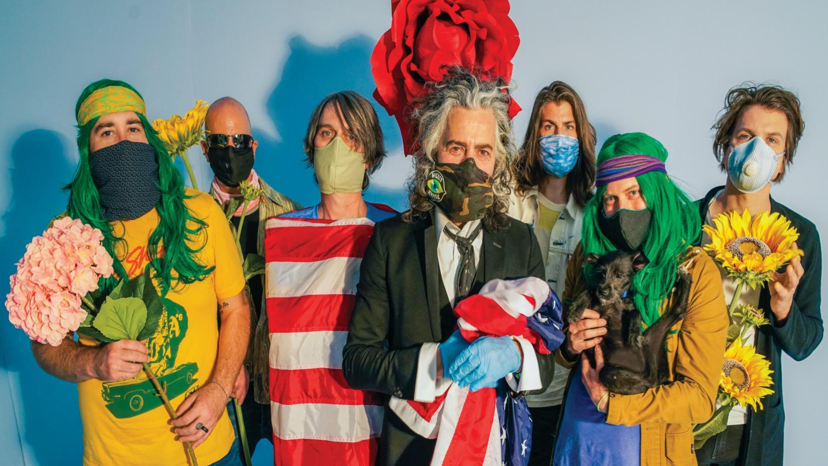 The Flaming Lips in 2020