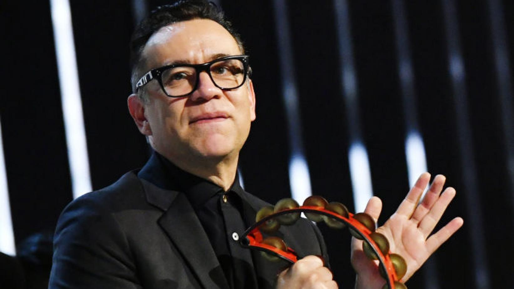 Fred Armisen at the 2020 GRAMMY Salute to Prince
