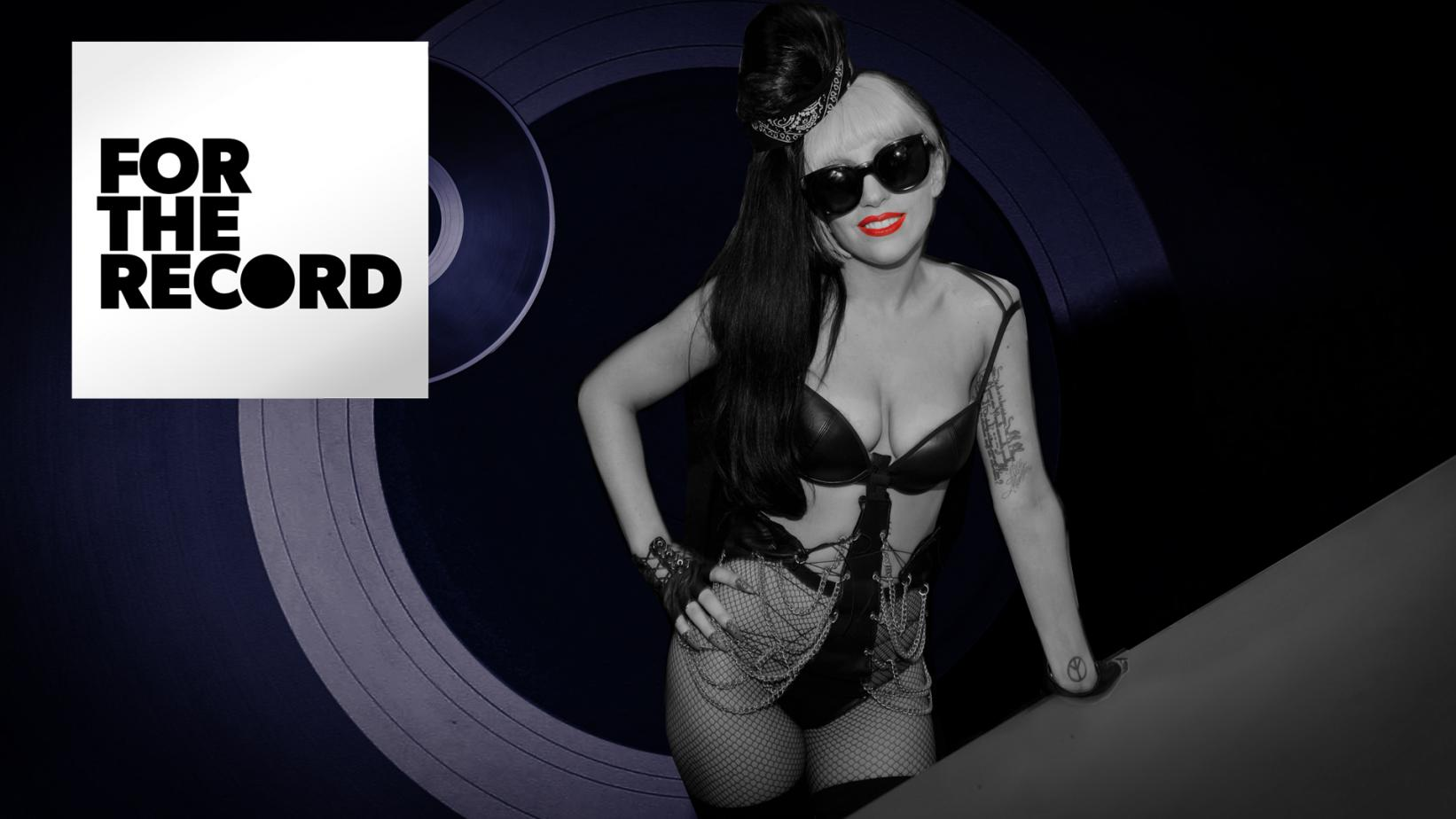 Artwork for For The Record episode on Lady Gaga's 'Born This Way'