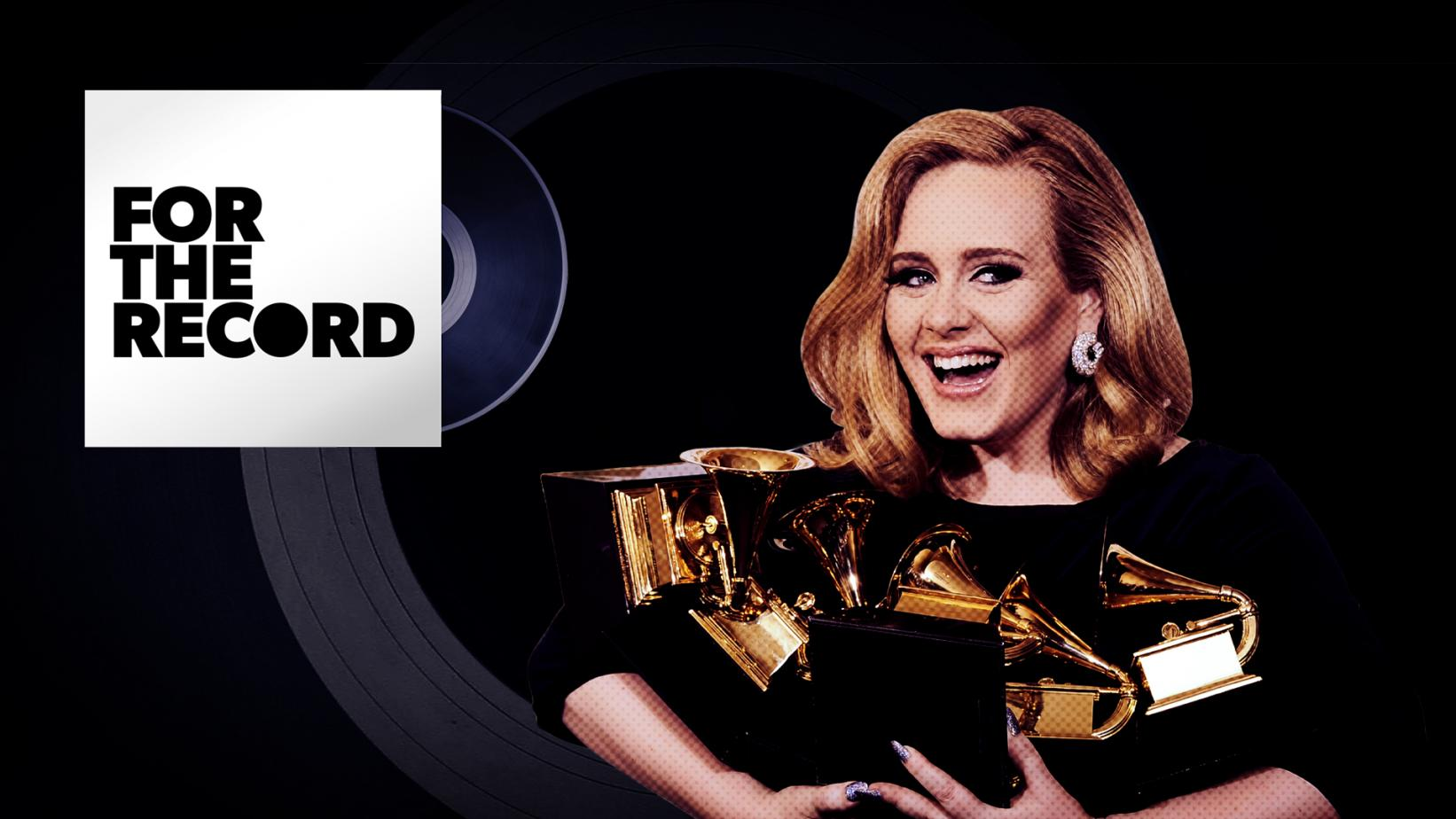 For The Record: Adele '21'