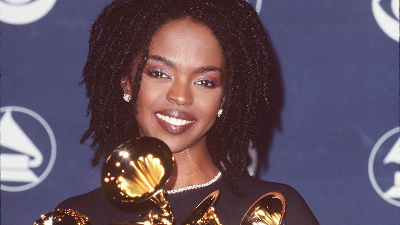 Lauryn Hill at the 41st GRAMMY Awards, 1999